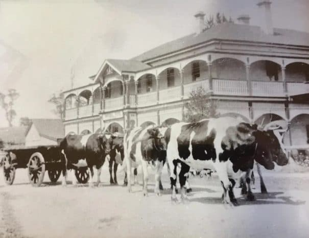 The-hotel-in-the-early-1900s